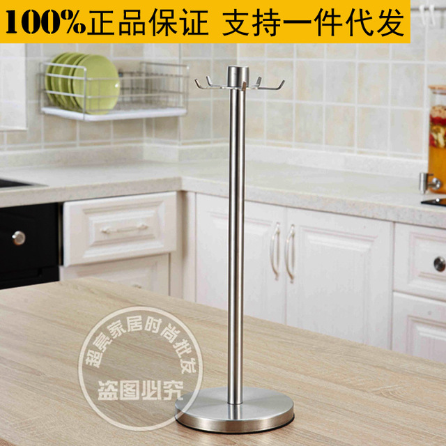 304 stainless steel kitchen shelf spatula creative storage rack multifunctional kitchen kitchenware hook frame set