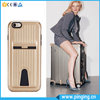 Luxury Luggage Suitcase Design Credit Card
