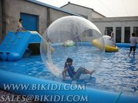 New Fashion Inflatable Water Balls 2m/2.5m/3m Diameter with Pools