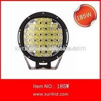 185w Led Work Light,9inch 185w 4x4 Offroad Led Driving Light,185w Auto Led Working Light