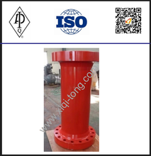 Professional well head equipment spacer spool