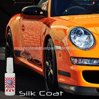 Silk Coat for cars - 250ml - Quick detailer and hydrophobic topup