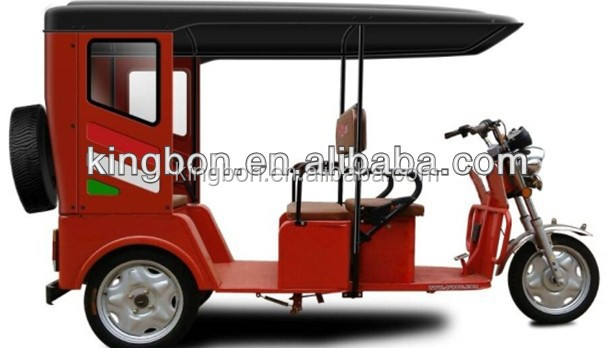 Hot sale 800W three wheel electric tricycle for passanger