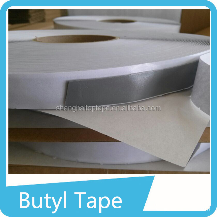 Free sample easy to use waterproof butyl rubber tape