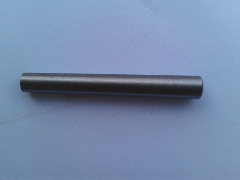 DIN/ISO standard stainless steel solid ground pin