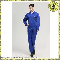 Blue wear rough workwear work uniform