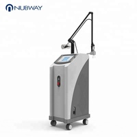 Top quality fda approved fractional co2 erbium laser freckles pigment age spots removal beauty machine with CE