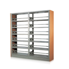 WLS School Library Metal Bookcase / Wholesale Bookshelves / Metal Book Shelf for school library
