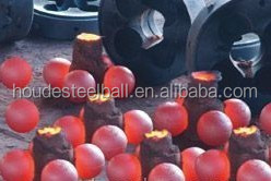 Cast Iron Ball High Chrome Forged Casting Steel Grinding Mining Balls for Coal Cement Mills Media