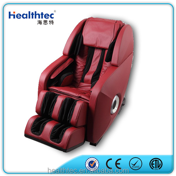 aluminum attract back and leg massage chair