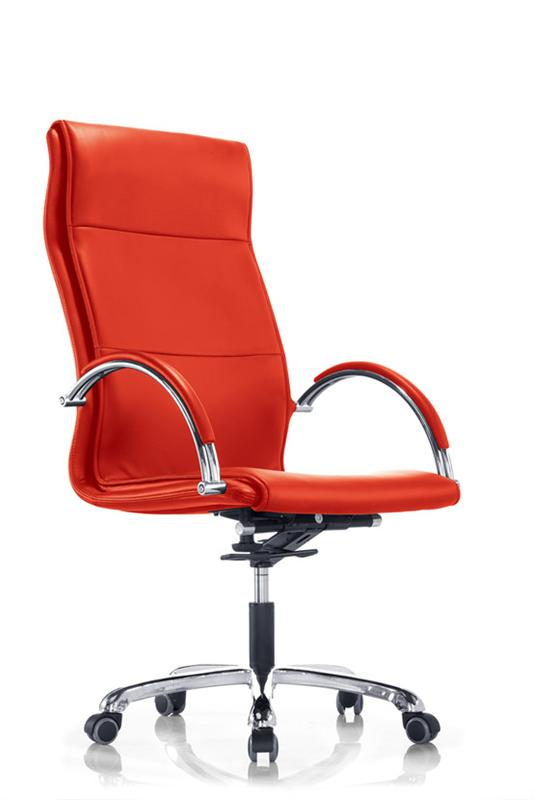 comfortable office chair wooden parts with head rest