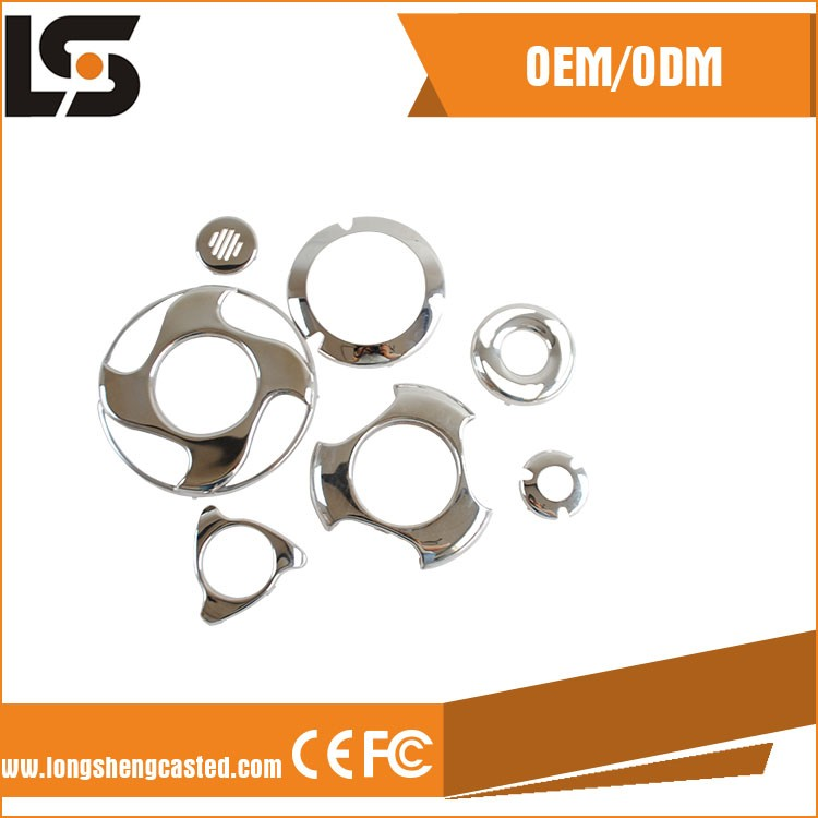 316 Stainless Steel Stamping Parts for Swimming Pool with Polishing Surface