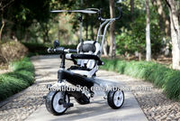 2015 New model hot selling good quality Kid's Lexus metal tricycle,Deluxe Trikes, baby plastic tricycle,children smart trike