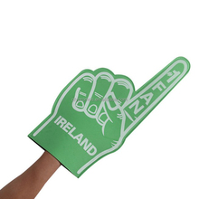 Customize Fans EVA Foam Cheering Hand finger, Foam #1 Fingers For Russia World Cup