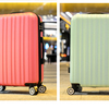 BEIBYE Fashion Beautiful Luggage Sets Abs