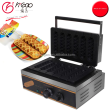 Stainless Steel Electric Commercial Lolly Muffin Waffle Hot Dog Maker Electric Corn dog maker crisp machine