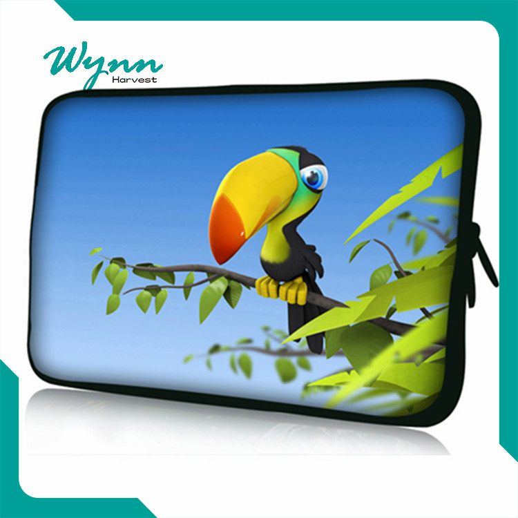 Tablet case neoprene sleeve hand bag