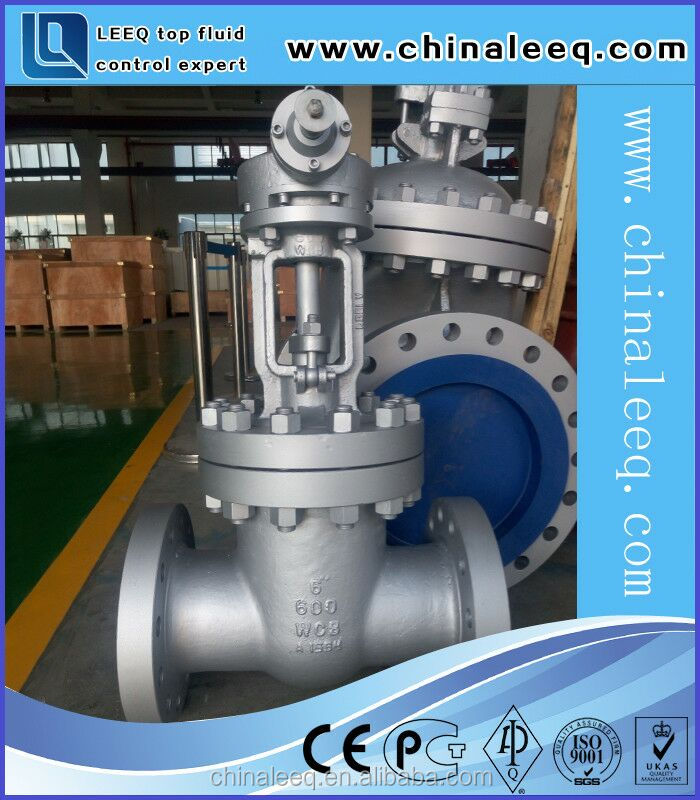 Industrial Applications Stainless Steel Gate Valve