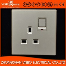 Wholesale Universal BS Electrical Socket with Switch