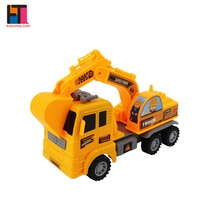 amazon boys construction truck plastic friction toy vehicle for kids