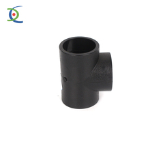 High quality Pe water supply pipe,plastic reducing tee