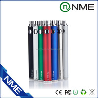 Evod twist Factory New and Popular e-cig e cigarette evod 650/900/1100/1300mah battery