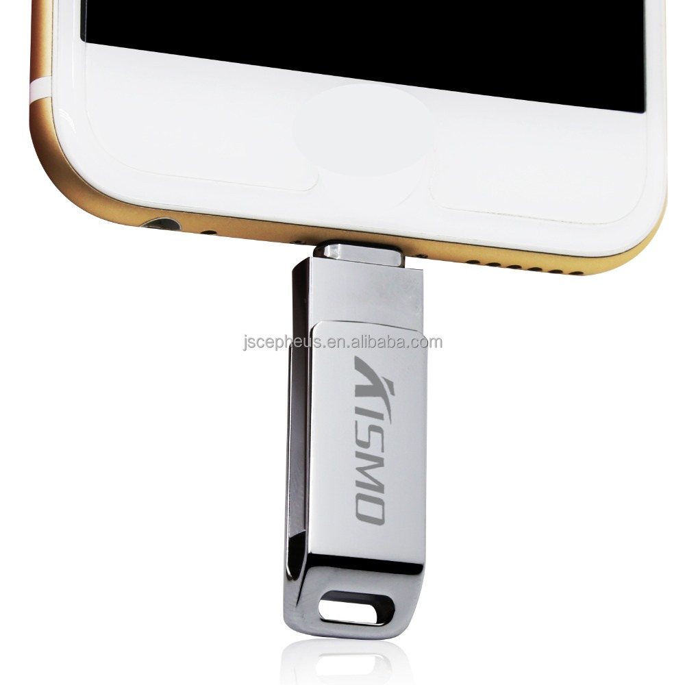 best wholesale price 32G 64G 128G usb flash drive 16g for iPhone