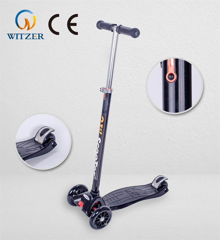 Hot selling 2 front wheel kick scooter for sale.