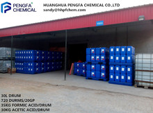 Chemical Products Materials Formic Acid For Rubber Coagulation