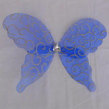 High quality fashion glitter wings butterfly wings