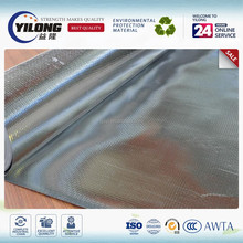 Heat resistant reflective woven aluminium foil for house wrap of solar insulation manufacture