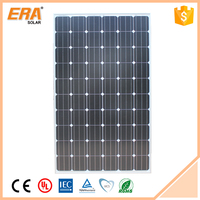 Waterproof china supplier factory direct sale 260w monocrystalline solar panel pv module