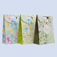 china wholesale gift shopping popular hand paper bag