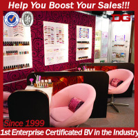 Custom made beauty center modern nail salon furniture