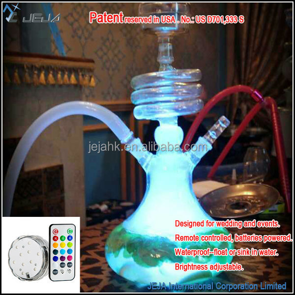 Fashion hot electric light in USA/UK/Europe for shisha lounge