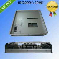 OEM high precision 19 inch rack mount enclosure