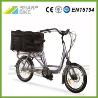 2015 cheap electric cargo bicycle