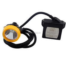 6.6Ah rechargeable underground led coal mining light