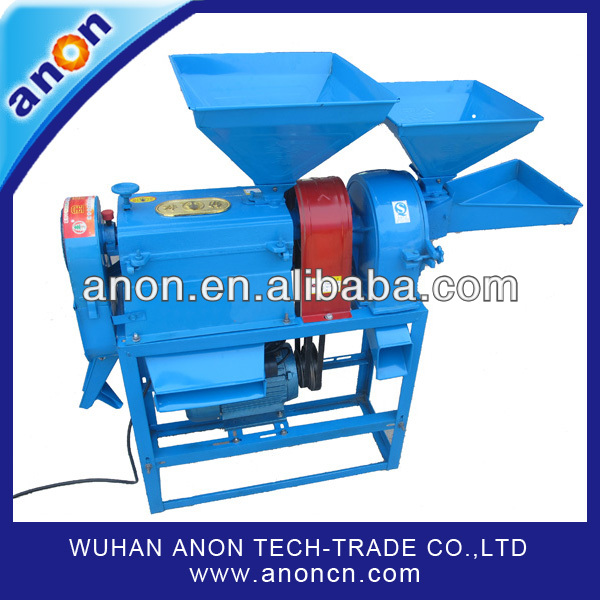 ANON automatic price mini rice mill