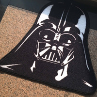 Disney Pixar Figures Star Wars Design Carpet Doormats