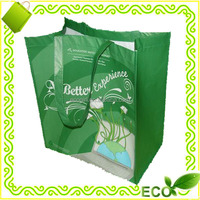 recycled recyclable environmental frienly promotion rpet shopping bags