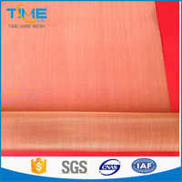Anping high quality copper mesh, High hardness wire mesh