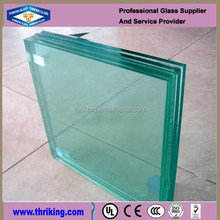 Thriking Safe tempered laminated glass for buildings/indoors