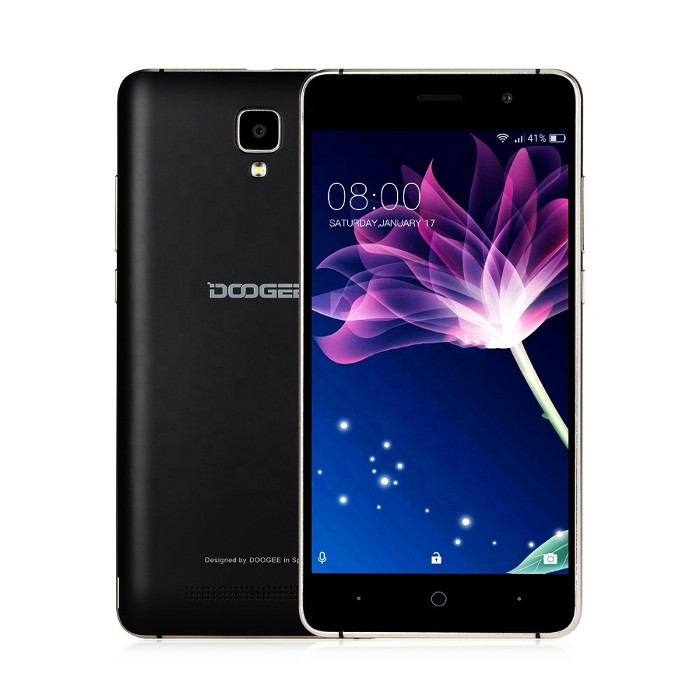 Global Version Cheap Price Doogee <strong>X10</strong> 3G Android Smart Phone 5inch Touch Screen RAM512MB + ROM8GB Cellphone With High Battery