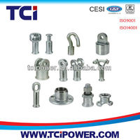 Top grade electrical power fittings type suspension clamp