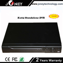 2016 Economical 4 Ch H.264 Standalone DVR with 4CH D1 performance