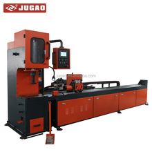 Hydraulic press stainless steel hole piercing machine metal tube pipe punching machine