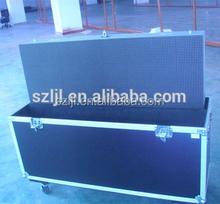 Die-casting aluminum cabinet P4.81 P5.95 Outdoor rental led screen module
