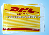 promotion ldpe mailing courier plastic bags with logo/express bags/mailing bags