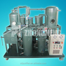 CE Certificated Durable Design Used Lubricant Motor Oil Regeneration Machine
